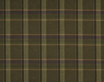 SOMMERSET PLAID - LODEN