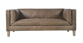 HALO SPENCER 3 SEATER - HAND TIPPED TAPUE