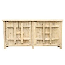 FRANCESCA PAINTED BUFFET - NATURAL WHITE WASH