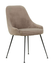 DANE DINING CHAIR - CLAY