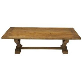 NORWICH RECYCLED ELM COFFEE TABLE