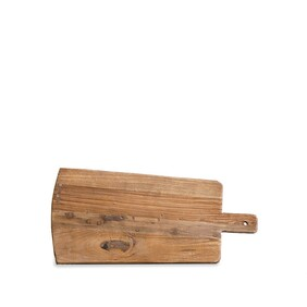 ARTISAN CURVED CHEESE BOARD