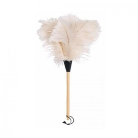 OSTRICH FEATHER DUSTER - 50CM