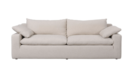 HALO LUSCIOUS TRACK 3 SEATER - NATURAL