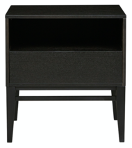 CLERMONT TAPERED BEDSIDE