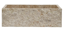 STONE BUTLERS SINK - RECTANGLE 80CM