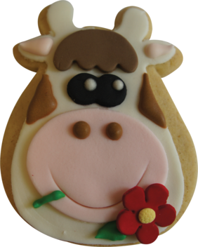 Moo the Cow