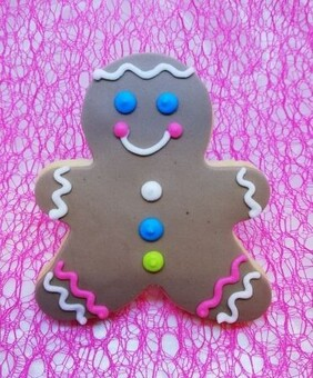 Gorgeous Gingerbread