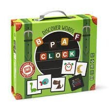 Discover Words Learning Bag