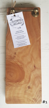 Handcrafted Macroparpa Serving Board - Large