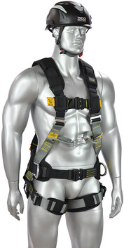 SUPERIOR MULTI-PURPOSE HARNESS WITH POSITIONING BELT