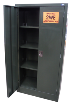 Pesticide and Agrichemicals Storage Cabinets