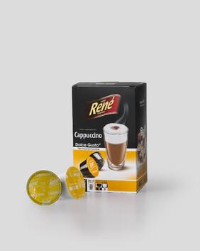 Rene - Cappuccino x 16 Pods