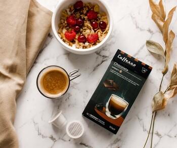 Caffesso Variations - Chocolate Espresso - Intensity 5