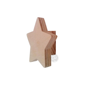 Star Wall Handle (Screw in or Removable)