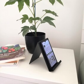 Minimalist Phone or Tablet Stand