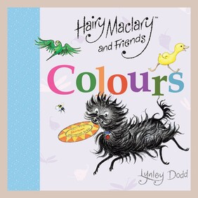 Hairy Maclary and Friends Colours Soft Cover Book