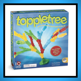 Topple Tree Game  By IQ Ideas