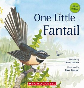 One Little Fantail