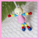 Mary Lou Wooden Doll