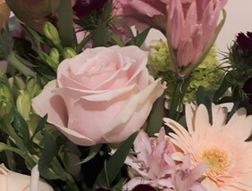 Flowers:Today's larger 'double bunch'