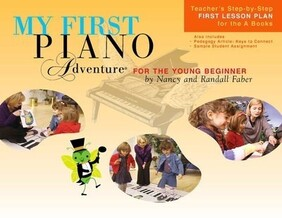My First Piano Adventures Lesson Book