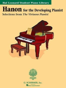 Hanon for the Developing Pianist - CLEARANCE - was $15.95
