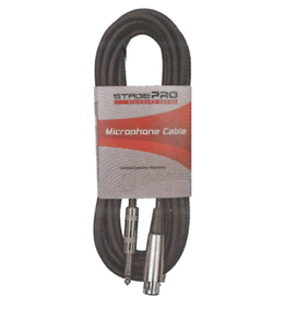Hamilton StagePro Microphone Cable