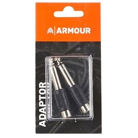 Armour Adaptor RCA > 1/4 TS - Pack of 2
