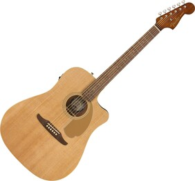 Fender Redondo Player Series Acoustic/Electric Guitar