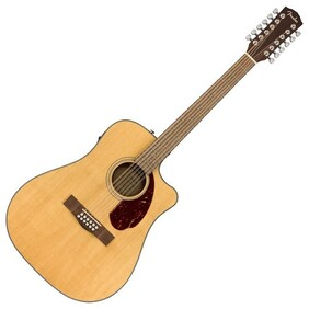 Fender CD140SCE-12 12 String Acoustic/Electric Guitar
