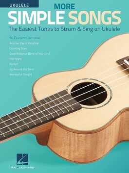 More Simple Songs for Ukulele