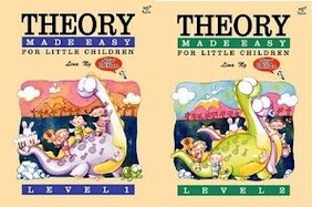 Theory of Music Made Easy for Little Children