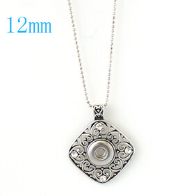 Dainty Pendant and Chain