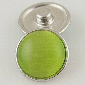 Large Top - Green Cats Eye