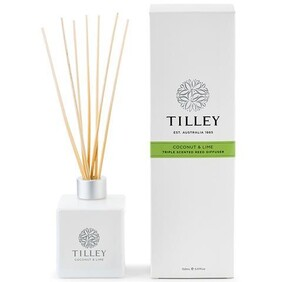 Tilley Reed Diffuser - Coconut & Lime