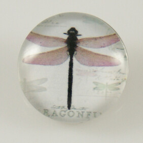 Large Top - Dragonfly