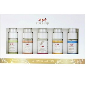 Pure Fiji - Lotion Collection, 5 x 15ml