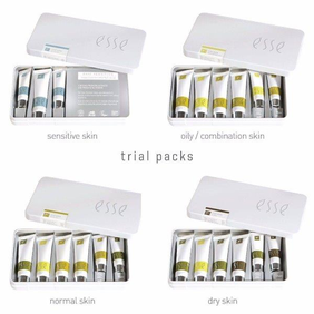 Esse Trial Pack - Oily/Combination