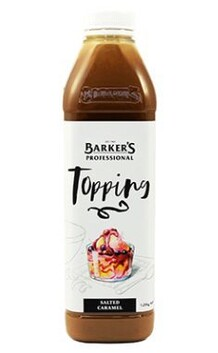 Salted Caramel Thick Topping - Gluten-Free 1.25kg