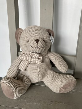 Knitted ted - Large