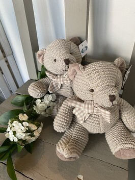 Knitted Ted - Small