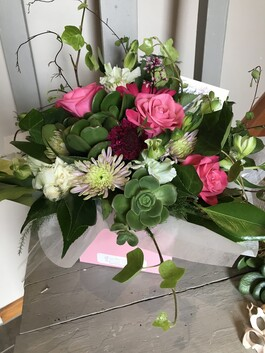A Box of Posies -