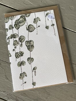 Hanging Plant card
