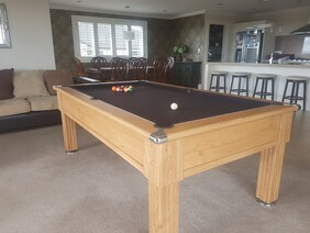 The Westminster Pool Table