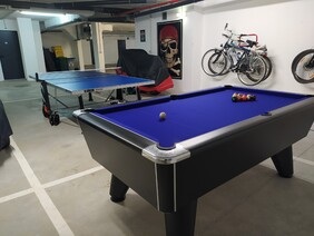The Camden Pool Table
