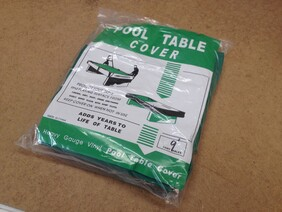 9ft Table Cover