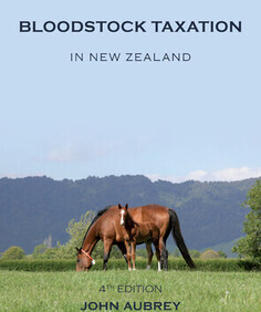 The Essential Guide to Bloodstock Taxation By John Aubrey