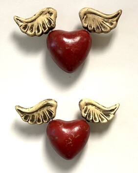 Hearts of Passion - a pair