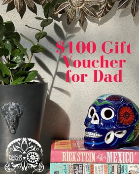 $100 Father's Day Gift Voucher
